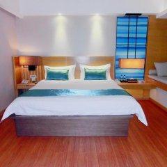 Отель Xindi Hotel Китай, Чжуншань - отзывы, цены и фото номеров - забронировать отель Xindi Hotel онлайн комната для гостей