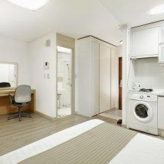 Отель Hyundai Residence Seoul 3* Стандартный номер с двуспальной кроватью фото 4