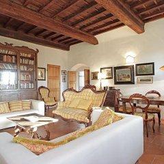 Отель Villa La Cetina Реггелло комната для гостей фото 3