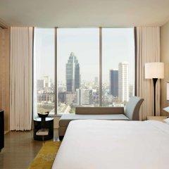 Отель Park Hyatt Bangkok 5* Стандартный номер с различными типами кроватей