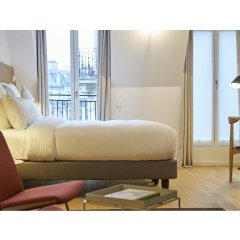 Отель 9Hotel Republique 4* Представительский номер с различными типами кроватей фото 10