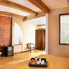 Бутик-Отель Росси 4* Номер Делюкс разные типы кроватей фото 3