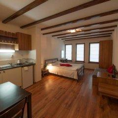 Апартаменты Green Life Family Apartments Pamporovo Стандартный номер с различными типами кроватей фото 2