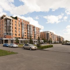 Апартаменты Business Apartments On Chistopolskaya парковка