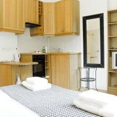 Апартаменты Studios 2 Let Serviced Apartments - Cartwright Gardens Студия Эконом с различными типами кроватей фото 4