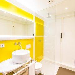 Qbic Hotel Wtc Amsterdam 3* Стандартный номер с различными типами кроватей фото 7