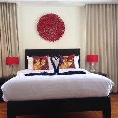 Отель Phuket Marbella Villa 4* Вилла с различными типами кроватей фото 3
