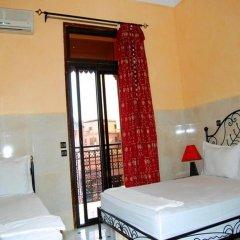 Отель Residence Miramare Marrakech 2* Стандартный номер с различными типами кроватей фото 42
