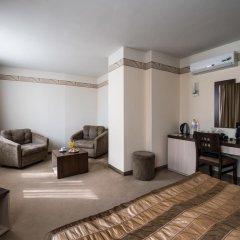 Hugo hotel 3* Номер Делюкс с различными типами кроватей фото 3