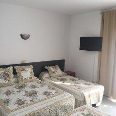 Отель Hostal Bonavista Испания, Бланес - 1 отзыв об отеле, цены и фото номеров - забронировать отель Hostal Bonavista онлайн комната для гостей фото 4