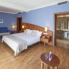 Delfin Hotel 4* Люкс разные типы кроватей фото 3