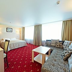 Гостиница Брянск комната для гостей фото 5