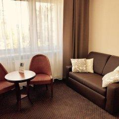 Отель ZALEZE Катовице комната для гостей