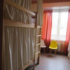 Гостиница Гостевые комнаты Борей Кровать в женском общем номере с двухъярусными кроватями фото 3