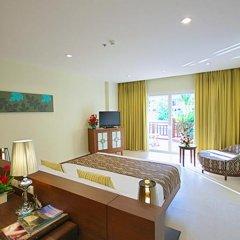 Отель The Heritage Pattaya Beach Resort 4* Номер Делюкс с различными типами кроватей фото 37