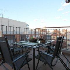 Отель Apartamentos Goyescas Deco балкон