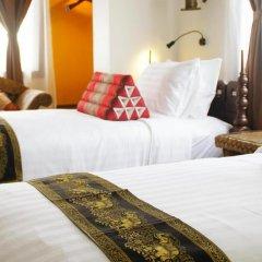 Bagan King Hotel 3* Улучшенный номер с различными типами кроватей фото 12
