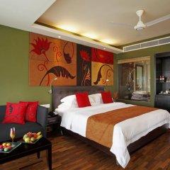 Отель Centara Ceysands Resort & Spa Sri Lanka 5* Номер Делюкс с различными типами кроватей фото 2