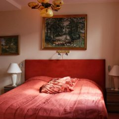 Hotel Postgaarden 3* Стандартный номер с двуспальной кроватью фото 9