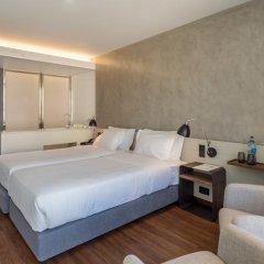Отель Lux Lisboa Park 4* Стандартный номер с различными типами кроватей фото 5