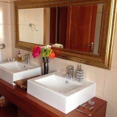 Отель Finca La Gavia Испания, Лас-Плайитас - отзывы, цены и фото номеров - забронировать отель Finca La Gavia онлайн ванная фото 2
