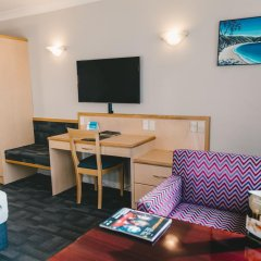 Amora Hotel Auckland 4* Студия Делюкс с 2 отдельными кроватями фото 3
