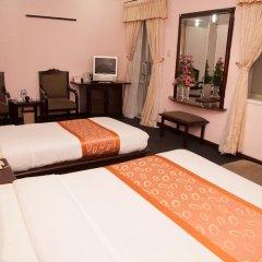 Отель Golf 1 2* Семейный номер Делюкс с различными типами кроватей фото 3