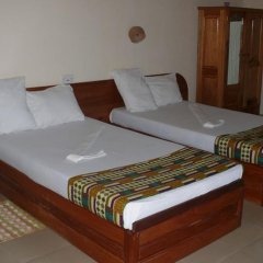 Отель Accra Lodge Номер Делюкс с различными типами кроватей фото 6
