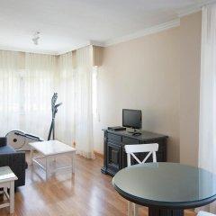 Отель TH Aravaca Апартаменты с различными типами кроватей