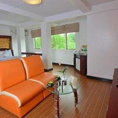 Clover Hotel 3* Номер Делюкс с 2 отдельными кроватями фото 7