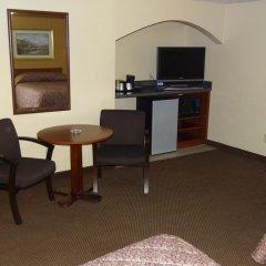 Отель Budget Inn Columbus 2* Стандартный номер с 2 отдельными кроватями фото 2