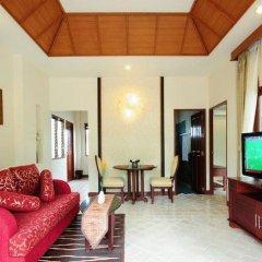 Отель Bhumlapa Garden Resort 3* Вилла Делюкс с различными типами кроватей фото 10