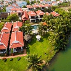Отель Riverside Bamboo Resort Хойан балкон