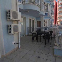 Отель Sunny Dream Apartments Болгария, Солнечный берег - отзывы, цены и фото номеров - забронировать отель Sunny Dream Apartments онлайн балкон
