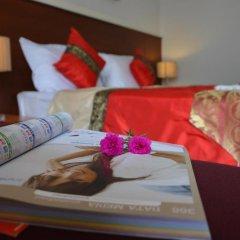 Отель Sharaya Residence Patong 3* Номер Делюкс двуспальная кровать фото 3