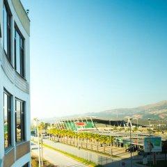 Отель Airport Tirana 4* Стандартный номер фото 10