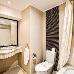 Отель Jeans Club Hotels Festival ванная