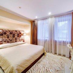 Гостиница Де Пари 4* Номер Делюкс разные типы кроватей фото 7