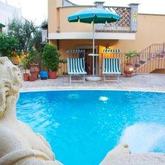 Отель Appartamenti Centrali Giardini Naxos Джардини Наксос бассейн фото 3