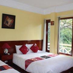 Fansipan View Hotel 3* Номер Делюкс с различными типами кроватей фото 5