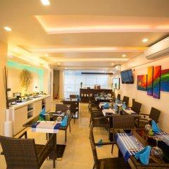 Отель The White Harp Beach Hotel Мальдивы, Мале - отзывы, цены и фото номеров - забронировать отель The White Harp Beach Hotel онлайн питание фото 2