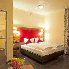 BATU Apart Hotel 3* Улучшенные апартаменты с различными типами кроватей фото 10