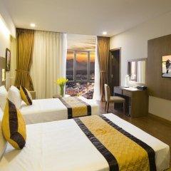 Galina Hotel & Spa 4* Улучшенный номер с различными типами кроватей фото 3