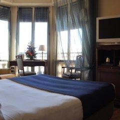 Hotel Continental Genova 4* Представительский номер с различными типами кроватей фото 4