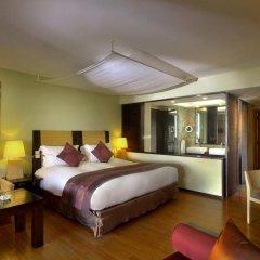 Отель Sofitel Mauritius L'Imperial Resort & Spa 5* Улучшенный номер с различными типами кроватей фото 4