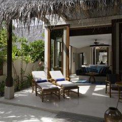 Отель Conrad Maldives Rangali Island 5* Вилла Делюкс с различными типами кроватей фото 8