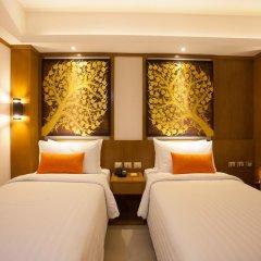 Chabana Kamala Hotel 4* Улучшенный номер с двуспальной кроватью фото 4