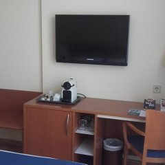 Отель Sorolla Centro 3* Стандартный номер с различными типами кроватей фото 12