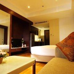 Отель Ninth Place Serviced Residence Бангкок комната для гостей фото 4