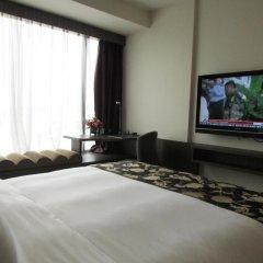 Отель Travelodge Harbourfront Singapore 4* Номер Делюкс с различными типами кроватей фото 8